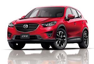 Producţia Mazda CX-5 a depăşit un milion de unităţi