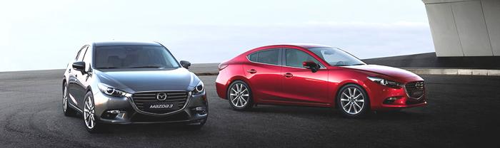 Noua Mazda3 pune accentul pe tehnologie şi confort în 2017