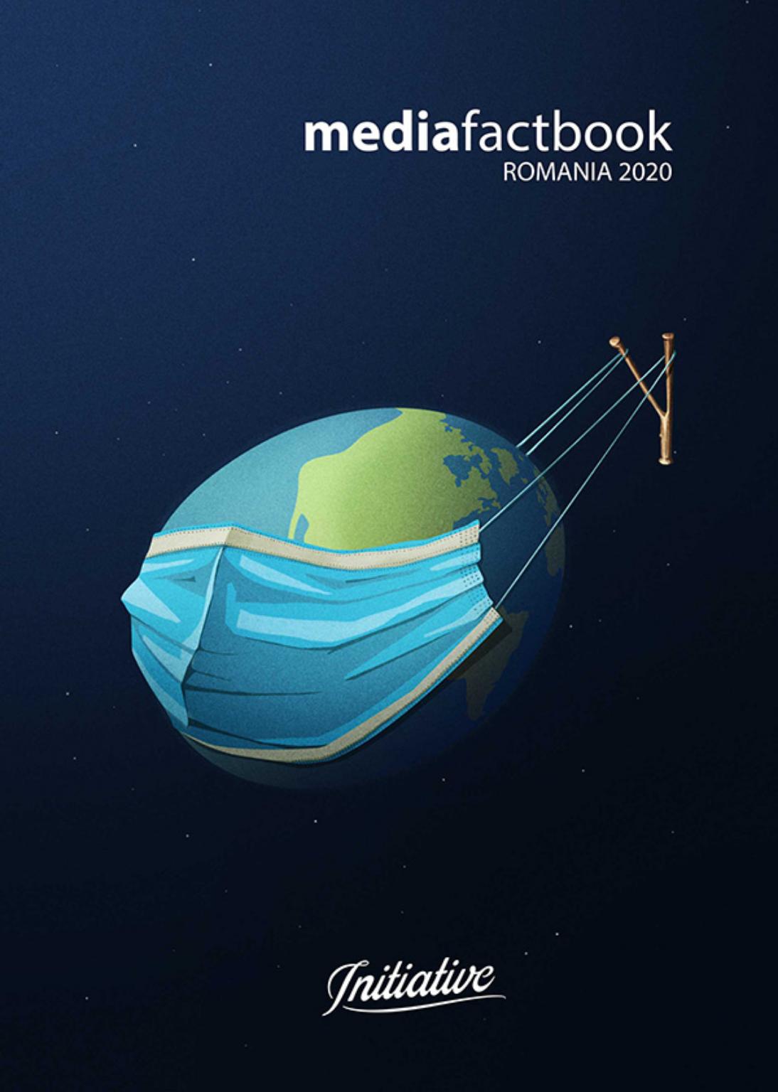 Piaţa de media din România a scăzut cu 2,7% în 2020