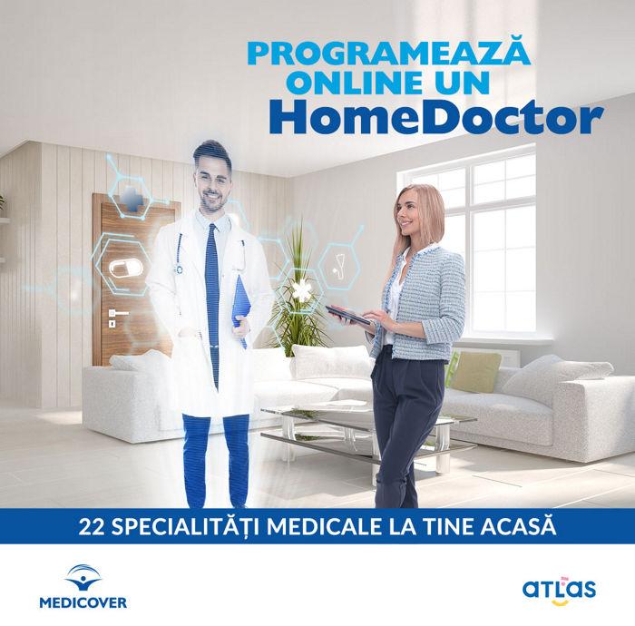 Serviciu de consultanţă medicală la distanţă implementat de Allianz-Ţiriac, până la jumătatea lunii iulie