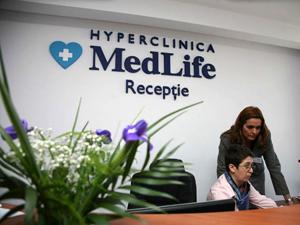 MedLife inaugurează prima sa hyperclinică din Brăila, investiţie de 700.000 de euro