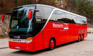"""Memento Bus a lansat serviciul """"ShuttleBus"""" de pe Aeroportul Otopeni către hoteluri din Bucureşti"""