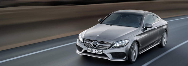 Prețurile pentru Mercedes C-Class Coupe 2016 pornesc de la 35.581 euro în Europa