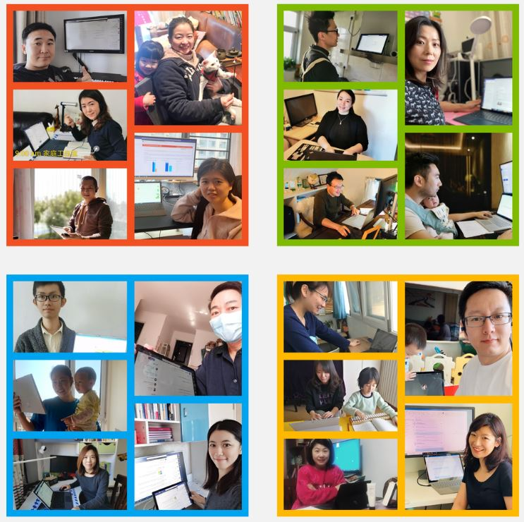Microsoft Teams – pus la dispoziţie gratuit pentru cei care lucrează de acasă pe timp de pandemie Covid-19