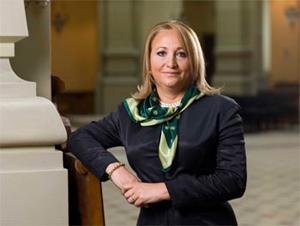 Mihaela Popa a fost numită preşedinte executiv interimar al CEC Bank