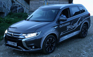 Mitsubishi Outlander PHEV a devenit cel mai vândut SUV hibrid plug-in în Europa