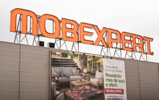 Grupul Mobexpert își întrerupe activitatea, toate magazinele vor fi închise