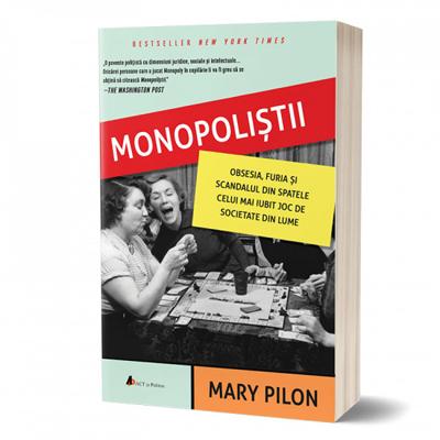 """""""Monopoliștii"""": Obsesia, furia și scandalul din spatele celui mai iubit joc de societate din lume"""