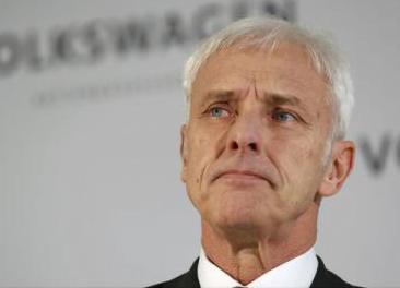 Șeful grupului Volkswagen, Matthias Mueller, este noul președinte al Audi