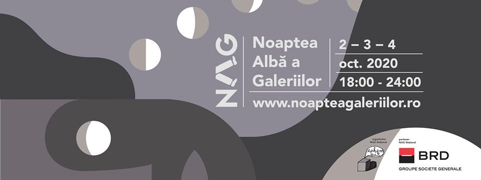 Noaptea Albă a Galeriilor 2020 are loc pe 2, 3 şi 4 octombrie în Bucureşti şi alte 10 oraşe