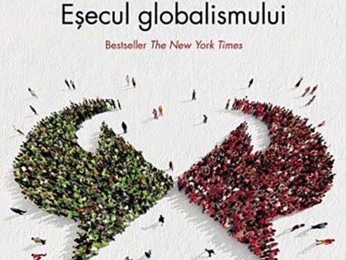 """""""Noi versus ei. Eșecul globalismului"""", de Ian Bremmer"""