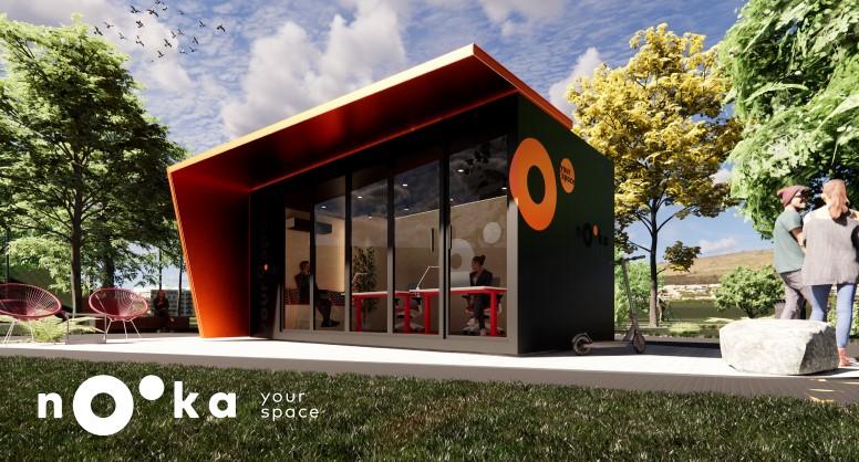 Rețeaua de birouri de proximitate inteligente și mobile Nooka Space se lansează în România