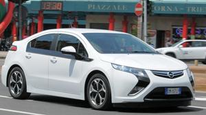 Opel va lansa anul viitor automobilul electric Ampera-e
