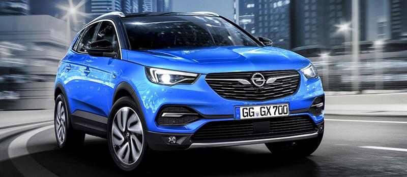 Opel Grandland X este disponibil în România cu prețuri începând de la 15.700 euro