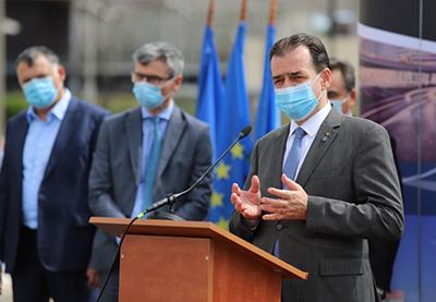 Ludovic Orban, la Cernavodă: Pentru centrala nucleară avem planuri mari, să realizăm investiţii de 8-9 miliarde de euro