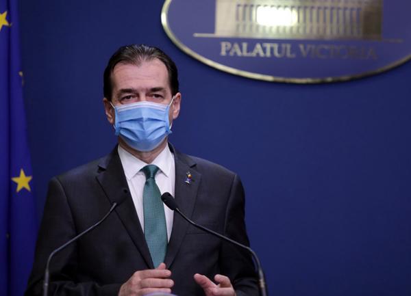 Ludovic Orban: România va beneficia de fonduri europene de peste patru miliarde de euro pentru investiţii în sănătate