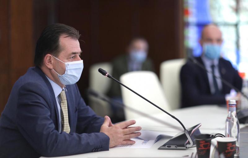Ludovic Orban: Vom cere Parlamentului să dezbată cu celeritate proiectul de lege care permite angajări în şcoli