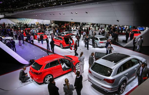 Și Salonul Auto de la Paris din 2020 a fost anulat