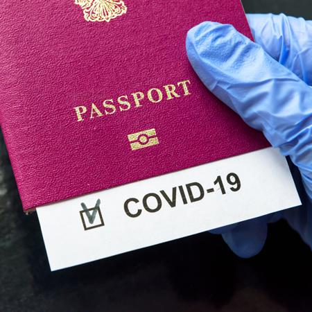 Companii start-up depun eforturi pentru a dezvolta paşapoarte de imunitate în cazul Covid-19
