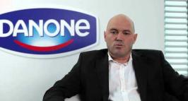 Adrian Pascu este noul director general al diviziei de lactate Danone din Europa de Sud-Est