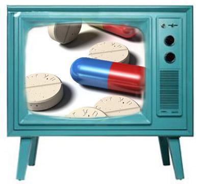 Publicitatea pentru medicamente va fi interzisă la televizor şi radio