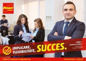 Penny Market lansează prima campanie de brand de angajator