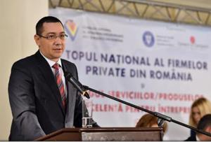 """Victor Ponta: """"Anul acesta am încasat cu 13 miliarde de lei mai mult la buget și datorită măsurilor fiscale"""""""