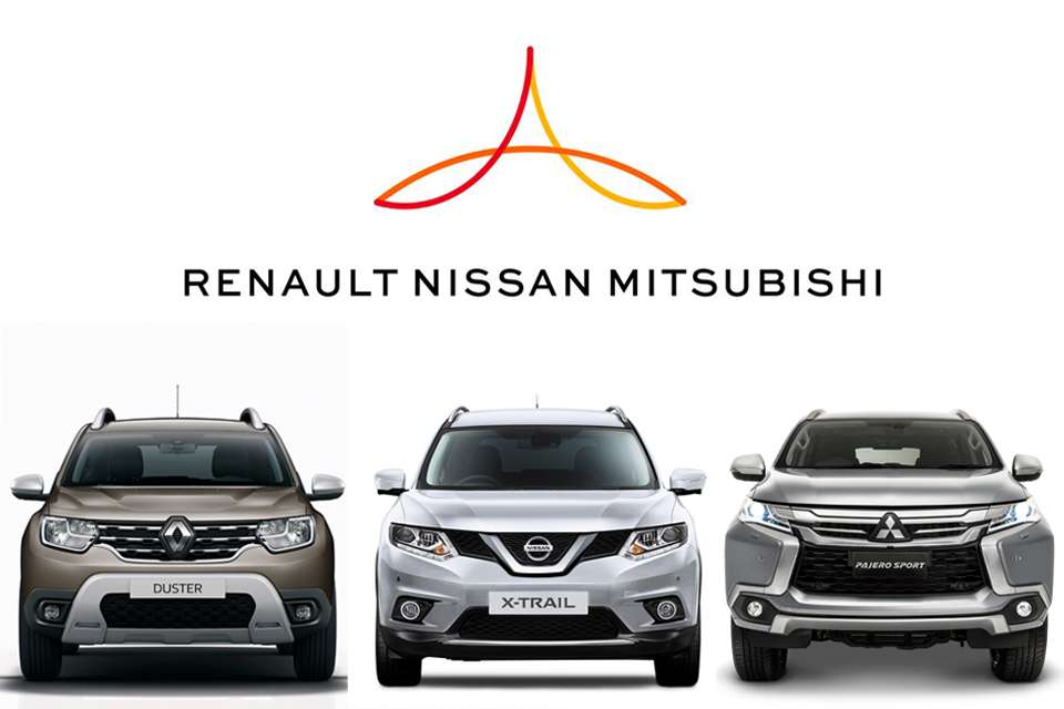 Alianţa Renault-Nissan-Mitsubishi schimbă strategia cu Daimler
