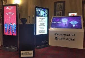 Syscom Digital pariază pe marketing experiențial şi derulează în România proiecte în premieră