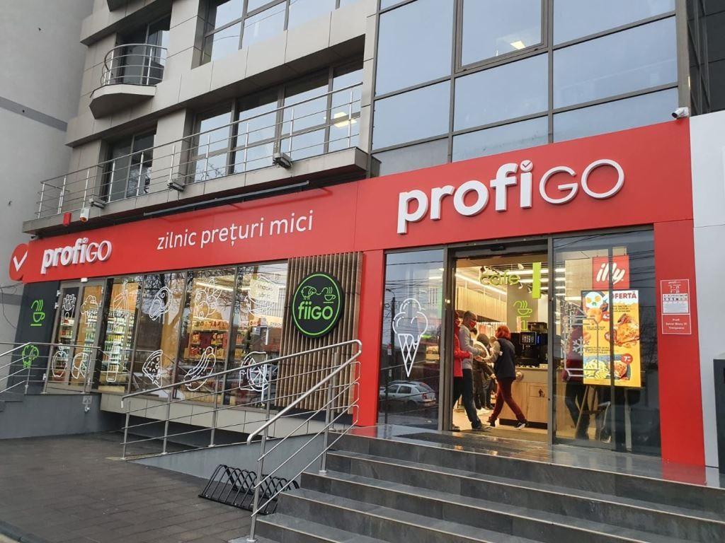 Profi deschide la Timișoara primele două magazine pilot ProfiGo