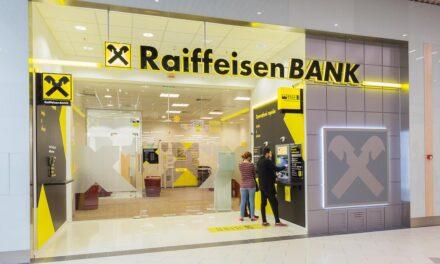 Raiffeisen Bank renunţă complet la ordinele de plată pe hârtie