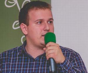 Inventatorul Răzvan Mărcuş deschide o linie de construcţie pentru computere industriale