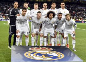 Real Madrid rămâne cel mai valoros club de fotbal din lume, pentru al patrulea an consecutiv