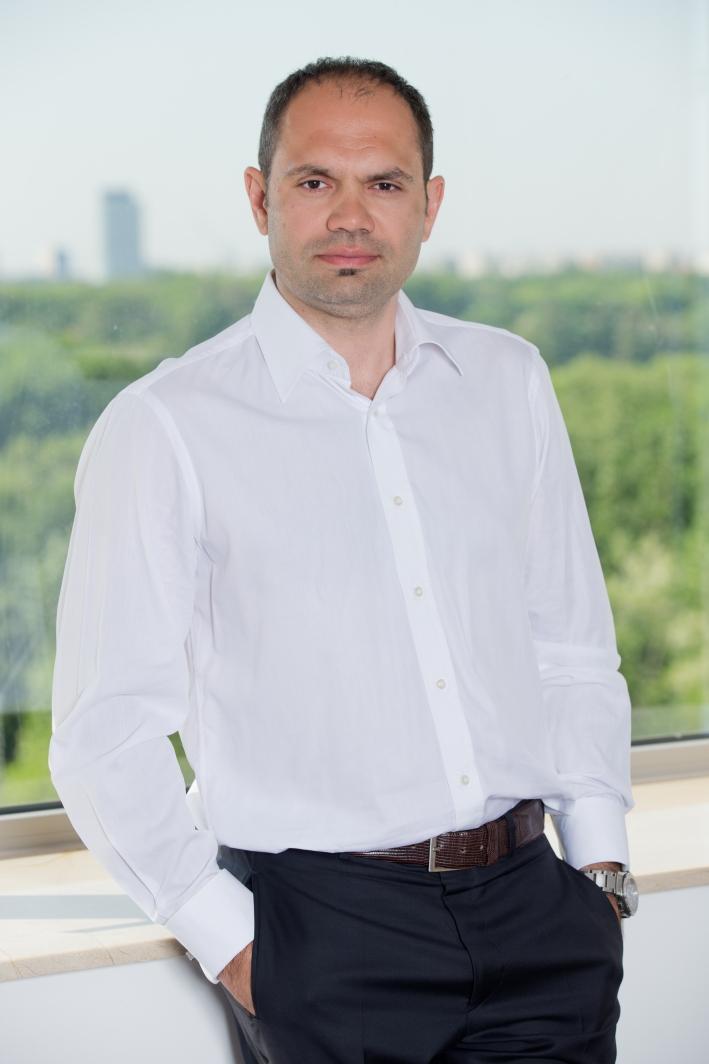 Robert Redeleanu este noul Director General al UPC România