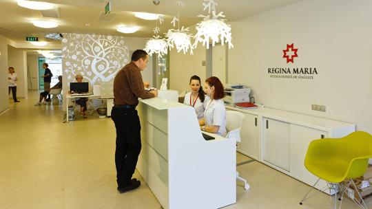 Rețeaua de sănătate REGINA MARIA deschide a doua clinică în Constanța: Policlinica pentru Copii Delfinariu