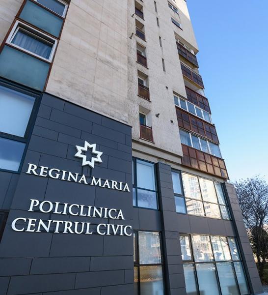Reţeaua Regina Maria a investit 600.000 euro într-o nouă policlinică la Braşov