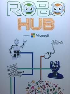 Asociația E-Civis, cu sprijinul Microsoft, a lansat RoboHub pentru copiii din familiile dezavantajate din București