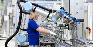 Pandemia accelerează transferul muncii de la oameni la roboţi