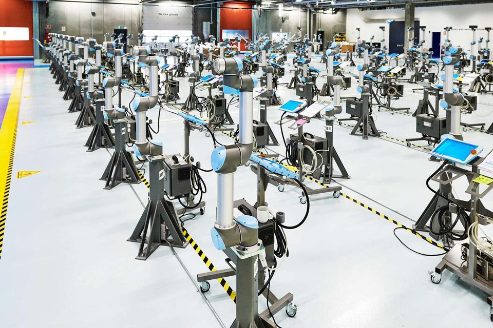 Valoarea de piață a roboticii colaborative la nivel global – estimată să ajungă la 12,3 miliarde de dolari în 2025
