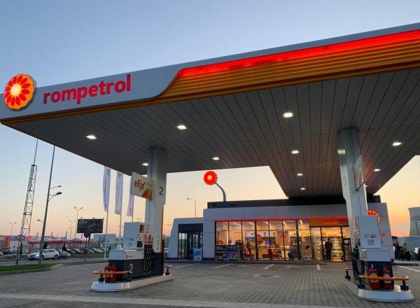 Rompetrol lansează serviciul Cashback în staţiile sale din România