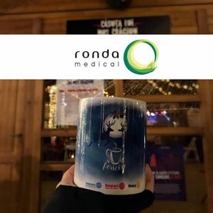 """Ronda Medical este partener oficial al proiectului caritabil """"O cană de fericire"""""""