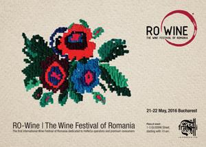 The Wine Festival of Romania are loc în București, pe 21 și 22 mai