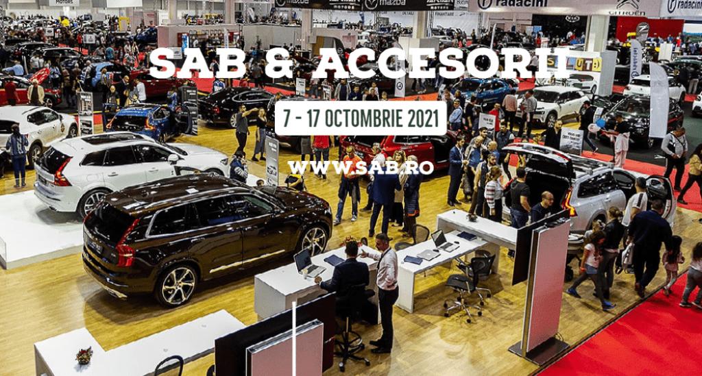 Ediţia din 2021 a Salonului Auto Bucureşti & Accesorii va fi organizată în octombrie la Romexpo