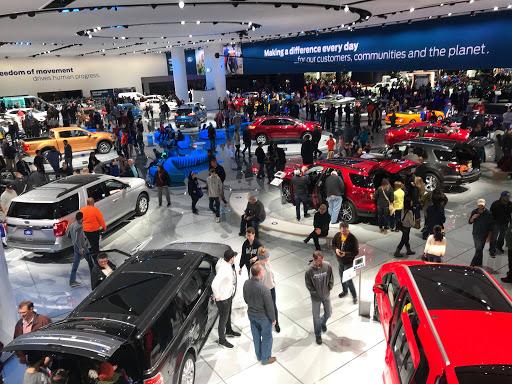 Salonul Auto de la Detroit a fost anulat din cauza coronavirusului