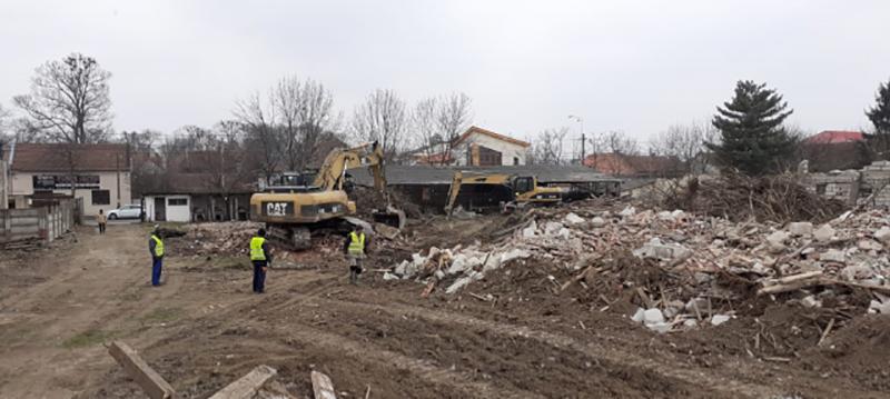 La Oradea se pregăteşte amplasamentul pentru un spital nou, în valoare de 30 de milioane  de euro