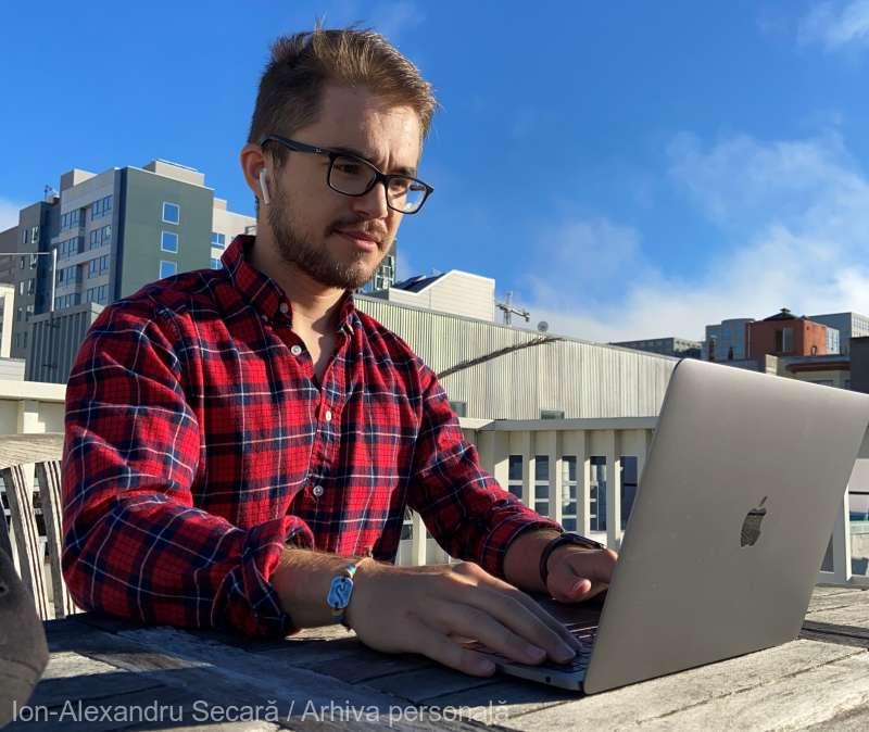 Ion-Alexandru Secară, tânărul român din Silicon Valley care promovează Inteligenţa Artificială în medicină