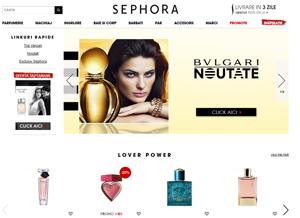 Parfumurile de la Sephora se pot de acum cumpăra online și în România