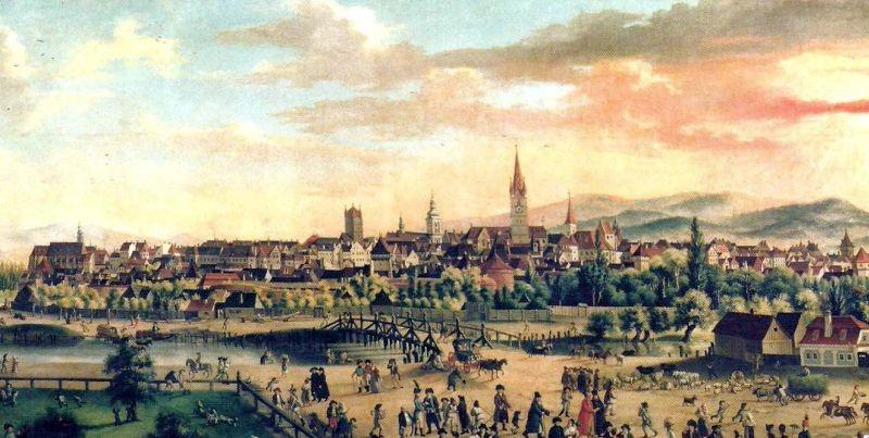 Romfilatelia marchează 158 de ani de existență cu o emisiune dedicată Sibiului