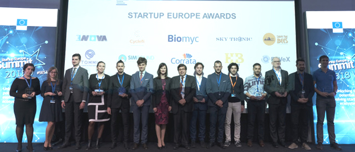 """Simbound, primul startup românesc premiat de """"Eurovisionul StartUp-urilor"""""""