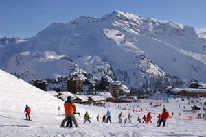 Franța a fost cea mai frecventată destinație de schi din lume în iarna trecută
